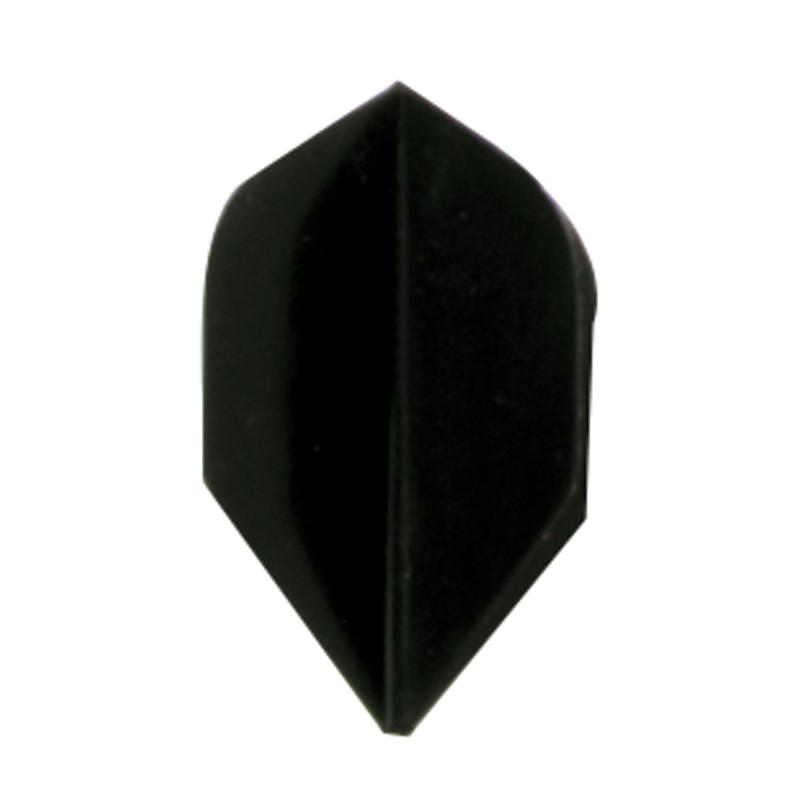 Dyna Star Standard Black Flights Dart Flights Dyna St