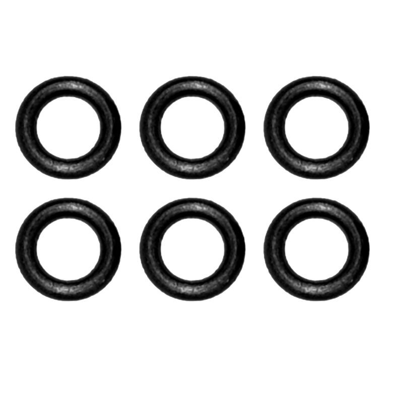 Viper Rubber O-Rings (Dart Washers) 2BA 6 Count