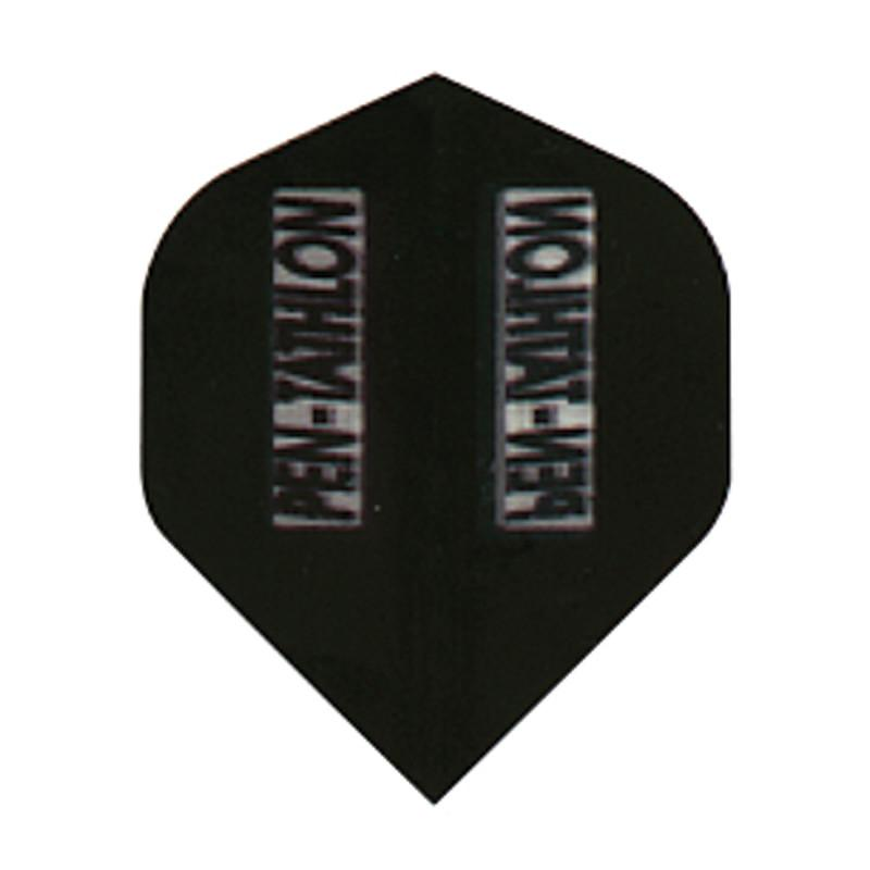 Pentathlon Flights - Standard Translucent Black