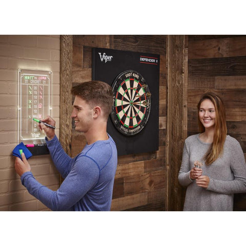 Viper Illumiscore Plus+ Scoreboard Dartboard Accessories Viper