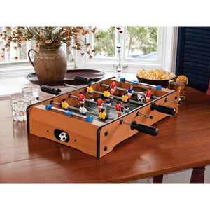 [REFURBISHED] Mainstreet Classics Sinister Table Top Foosball Table