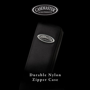 Casemaster Salvo Black Nylon Dart Case Dart Cases Casemaster