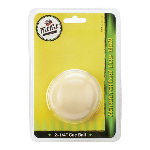 "Image of Fat Cat 2-1/4"" Cue Ball"