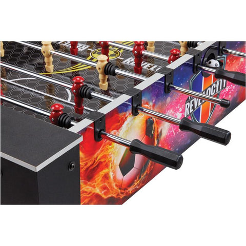 Fat Cat Revelocity Foosball Table Foosball Table Fat Cat