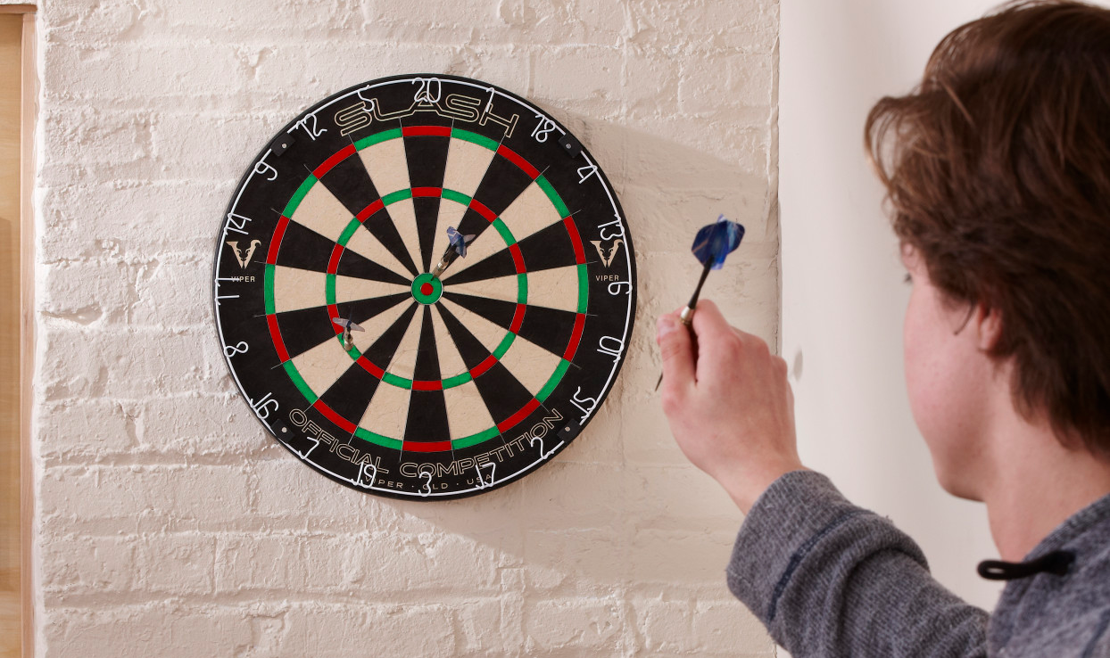 How to Play 301 Darts