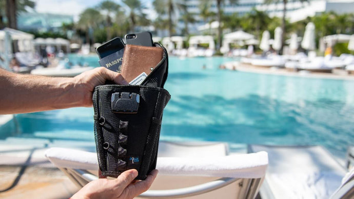 With This New Portable Safe You'll Never Have To Worry About Your Valuables Again