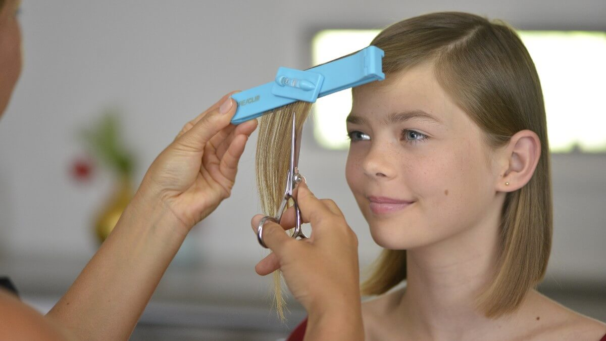 This New Tool Will Help You Ace Haircuts at Home And Save