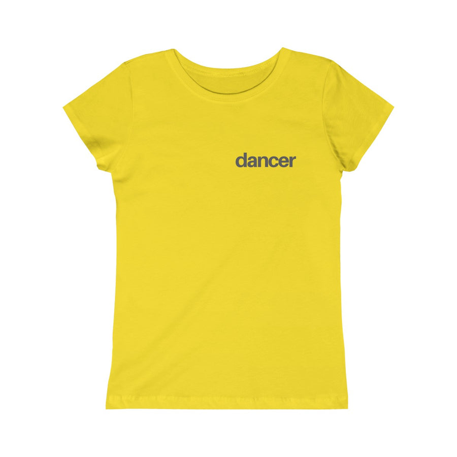 Girls dancer tshirt Dance gift  Kids dance tshirt ballet tshirt Dance Market