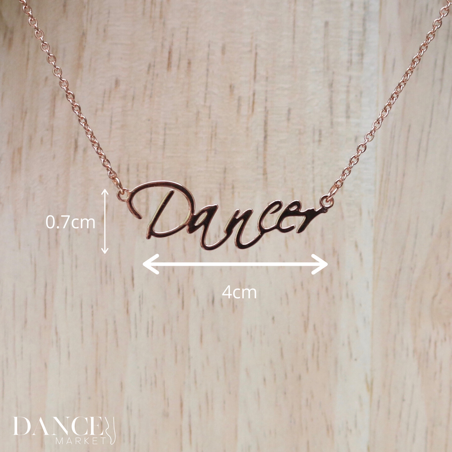 Beautiful Dancer Necklace