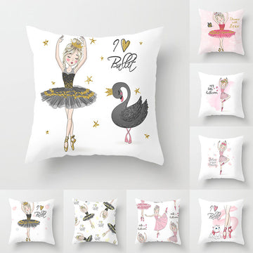 Ballet pillow  Dance pillow Dance gift Dance Market