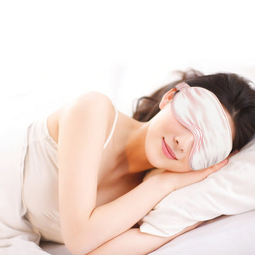 silk eyemask decrease wrinkles sleeping dance eyemask Dance Market