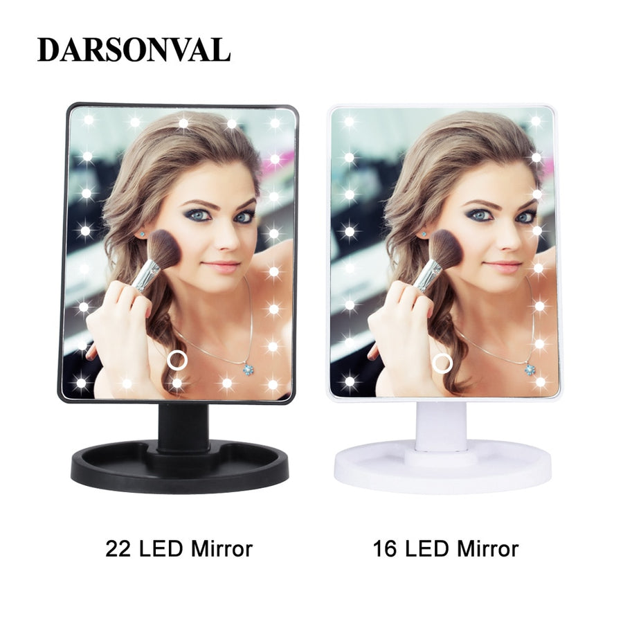 Led makeup mirror  dance makeup dance gift Dance Market