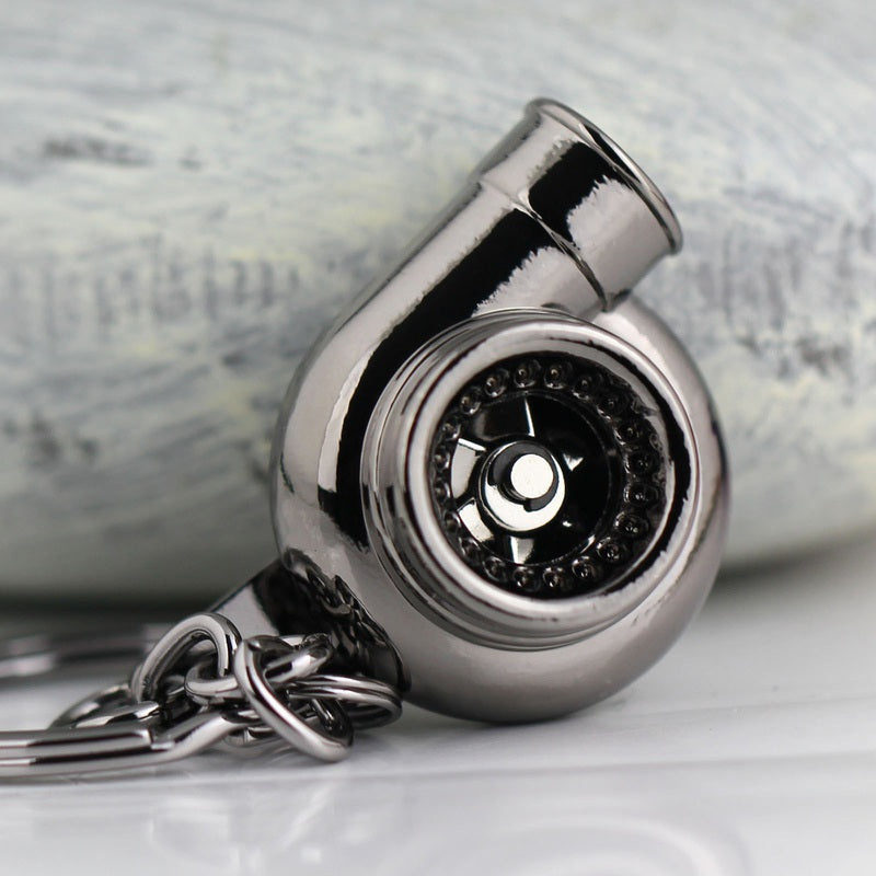 Mini Turbo Keychain