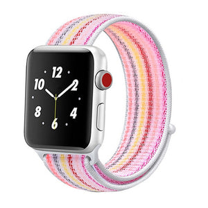 Multi Color Apple Apple Watch Band