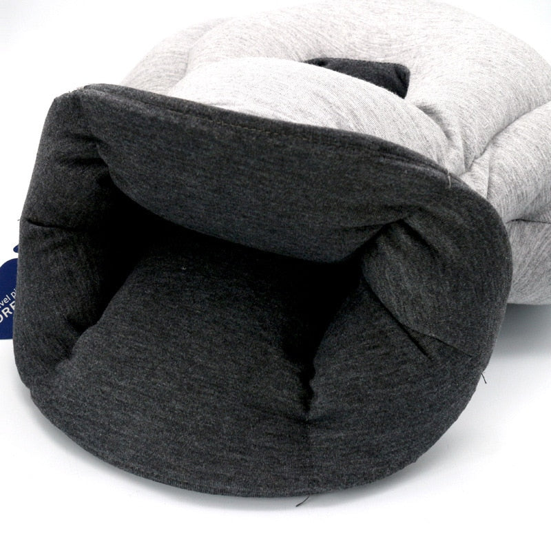Ostrich Head and Neck Support Pillow - Ostrich Sleeping Pillow