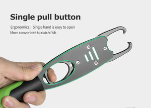 Aluminum Alloy Fishing Pliers - Grip Set Split Ring Cutters