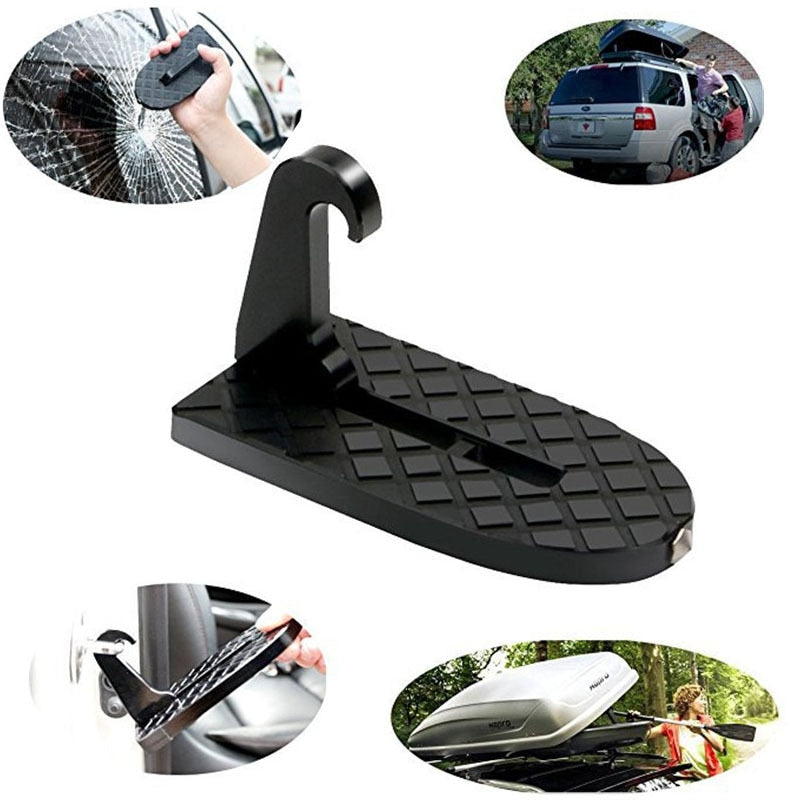 Portable Car Stepper