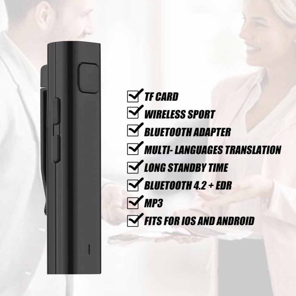 All Language Voice Translator