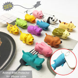 Cable Chompers Cute Animals Cord Protector