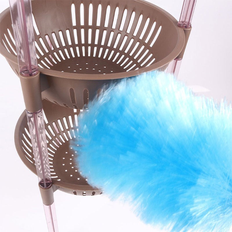Hurricane Spin Duster Motorized Dust Wand