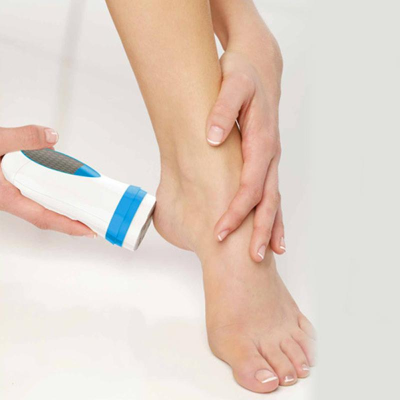 Foot Callus Spin Remover – Best Corn Callus Electric Foot Scrubber