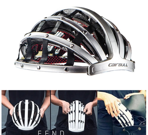Foldable Lightweight Bike Helmet