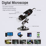 1000X Zoom 1080p Microscope Camera