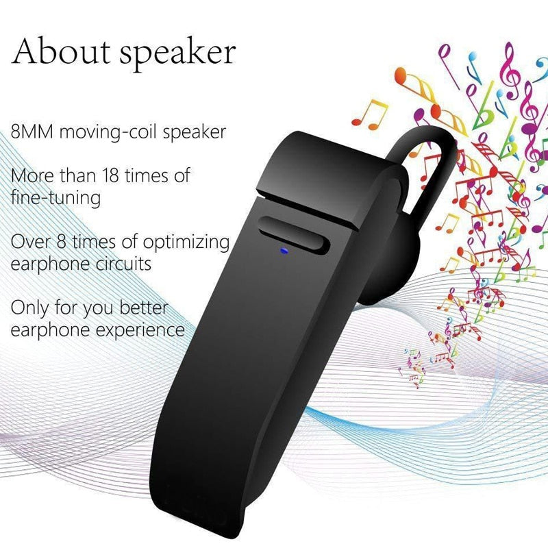 Real Time Instant Language Voice Translator Earphone Headset