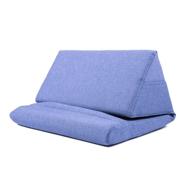 Laptop Tablet Stand Pillow