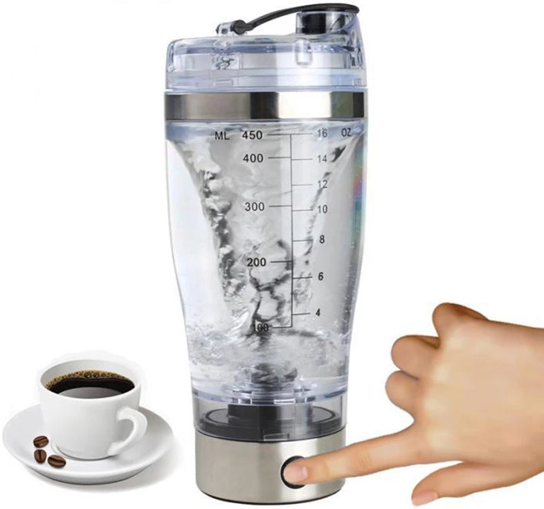 Leakproof Auto Mixer Bottle Shaker