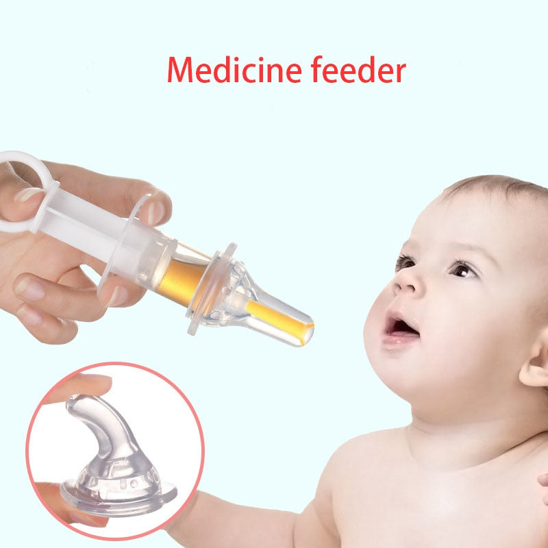 Medicine Dropper Syringe Dispenser