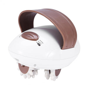 Electric Full Body Massager Roller Anti - Cellulite Fat Burning Machine