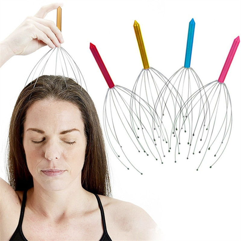 Electric Scalp Massager