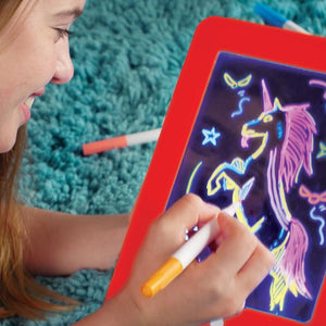 3D Magic Drawing Writing Children's Pad