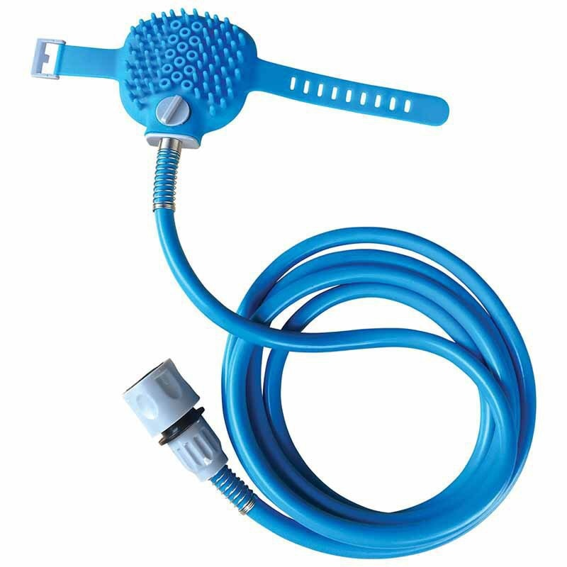 Dog Shower Sprayer - Pet Bathing Tool