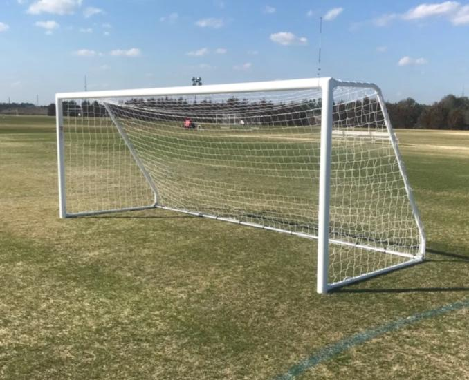 PEVO Channel Series Soccer Goal - 6.5x12