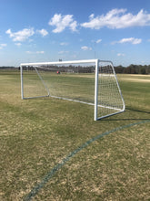 Load image into Gallery viewer, PEVO Channel Series Soccer Goal - 6.5x18.5