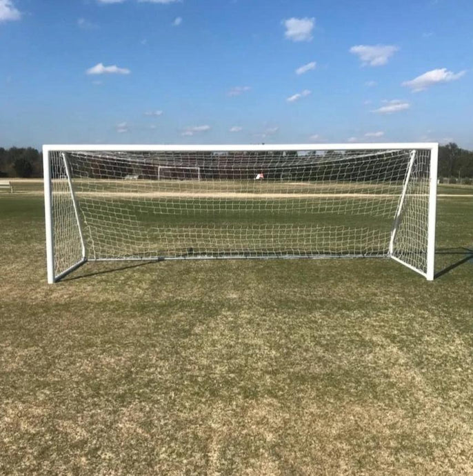 PEVO Channel Series Soccer Goal - 6.5x18.5