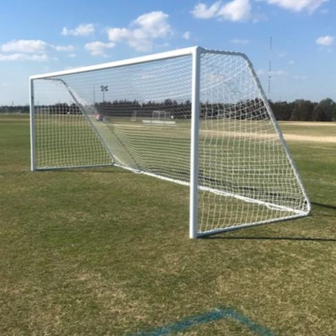 PEVO Channel Series Soccer Goal - 8x24