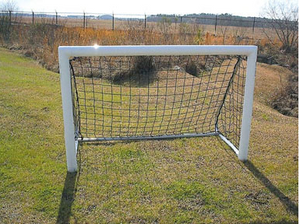 PEVO Competition Series Soccer Goal - 4x6