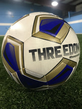 Load image into Gallery viewer, Threedom Training Soccer Ball - Blue