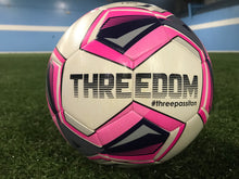 Load image into Gallery viewer, Threedom Training Soccer Ball - Neon Pink