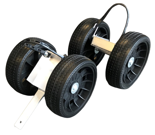 PEVO Removable Wheel Kit