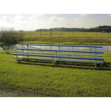 Load image into Gallery viewer, PEVO 3 Row Bleacher - 21'