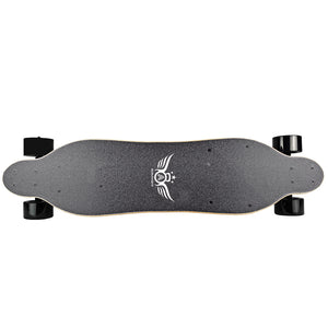 "38"" Apsuboard X1 Upgraded Dual Belt Electric Skateboard(Hobbywing ESC) 