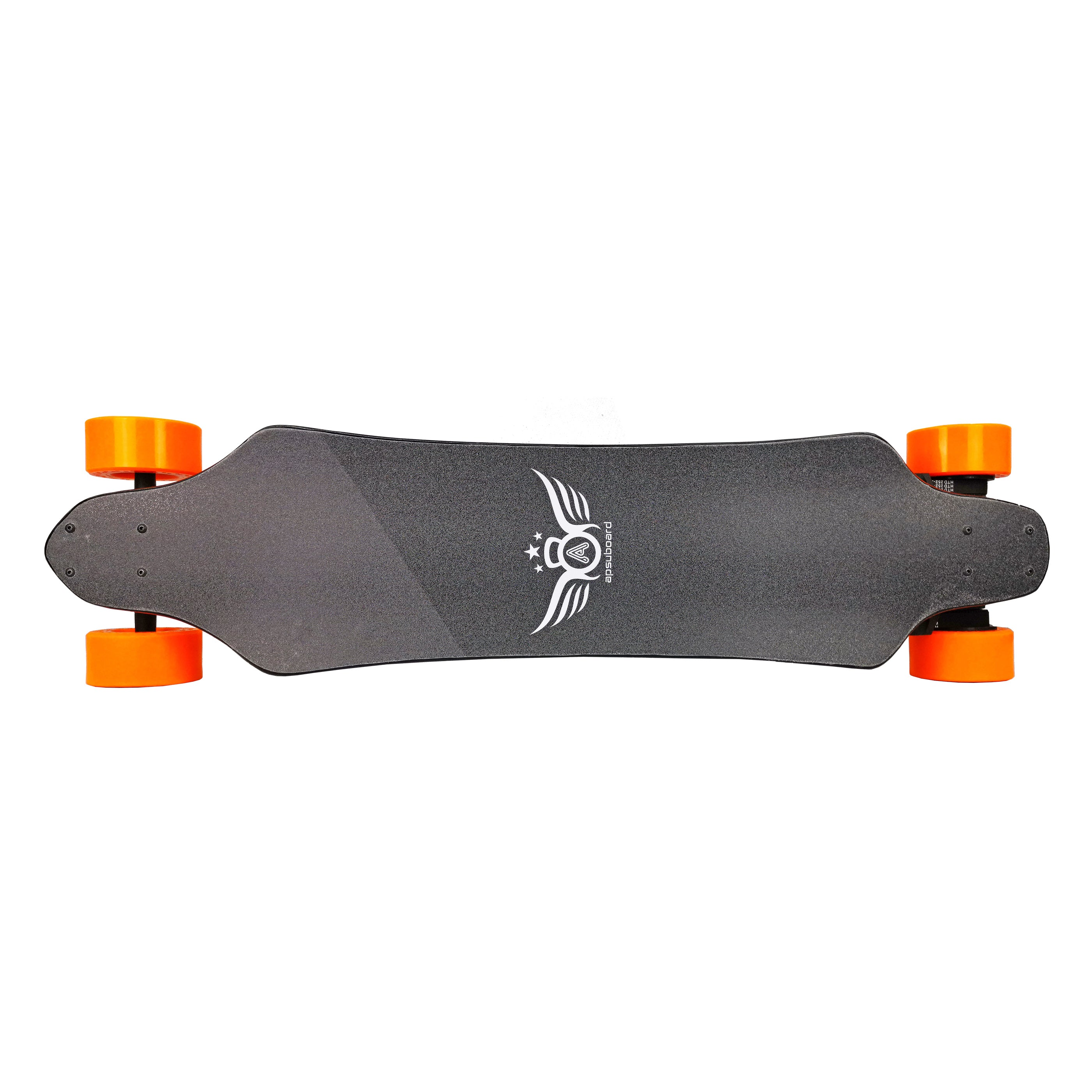 "38"" Apsuboard AP STEALTH  Dual Belt Electric Skateboard 