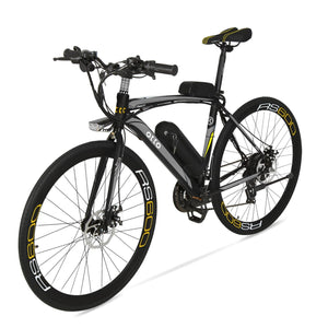 Otto RS600 Grey Black e-bike