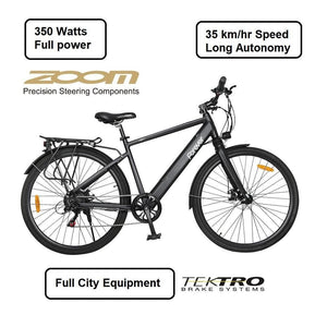 Forever - M350 Electric City Bike