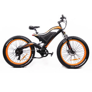 Eozzie - Twisted Fat Tyre Mountain Bike