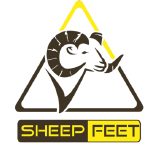 Sheep Feet Outdoors